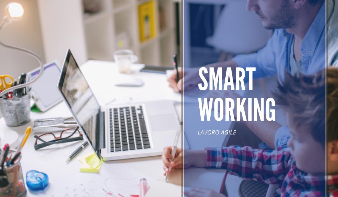 EMERGENZA COVID-19: SMART WORKING, CAUCINO A SOSTEGNO DEL WELFARE