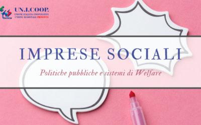 IMPRESE SOCIALI: POLITICHE PUBBLICHE E SISTEMI DI WELFARE