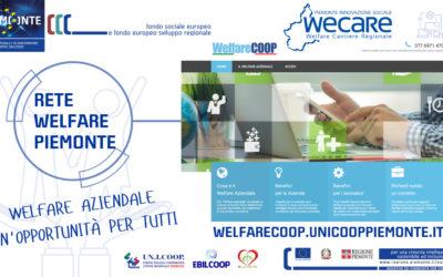WELFARECOOP, LA PIATTAFORMA DI WELFARE AZIENDALE DI UNICOOP